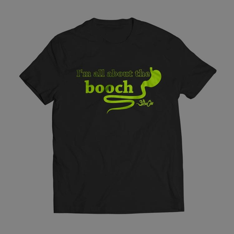 T-Shirt | I'M ALL ABOUT THE BOOCH - unisex