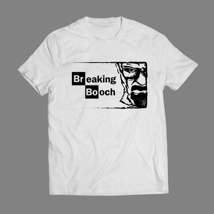 T-Shirt | BREAKING BOOCH - unisex