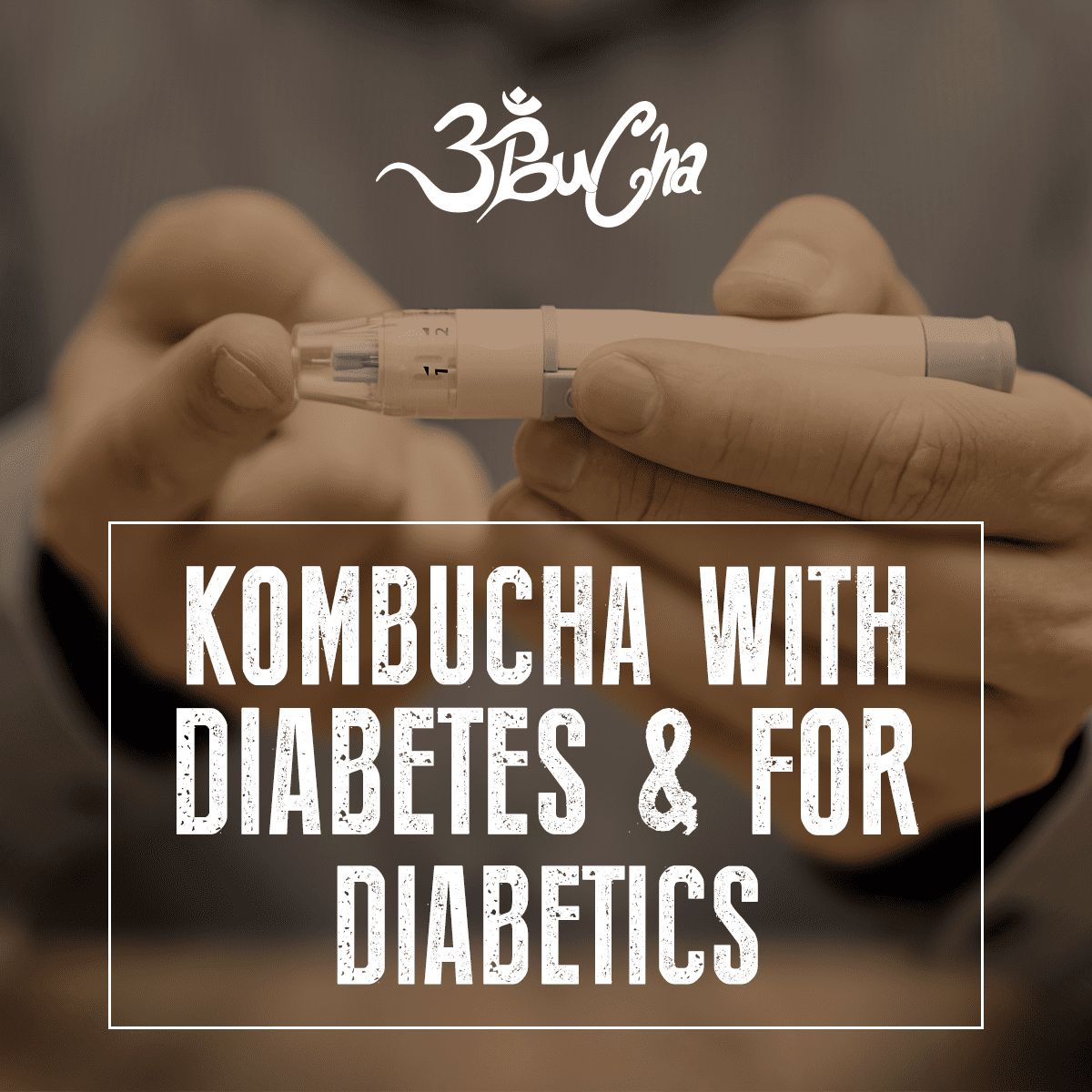 Kombucha with diabetes and for diabetics