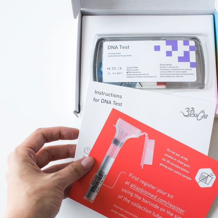 DNA Test Subscription