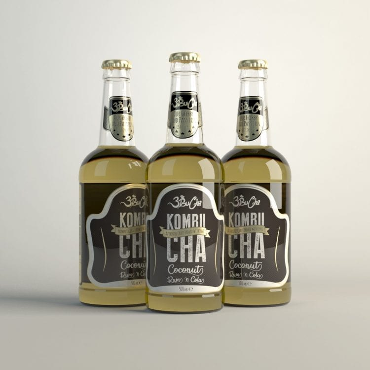 SPECIAL EDITION Kombucha Celebration Range
