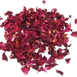 Rose Petals (Premium, Dried, Edible)