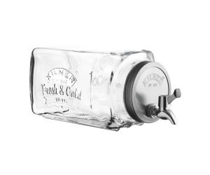 Kilner Fridge Dispenser 3 Litre