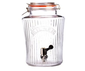 Kilner Vintage Drinks Dispenser 8 Litre