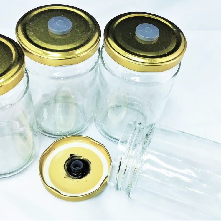 1 NONE-STERILE EMPTY 300ML JAR